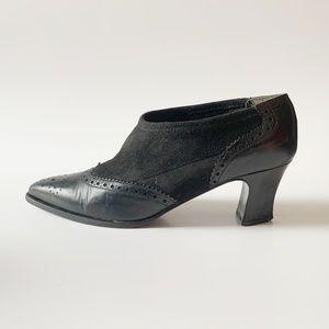 90s designer Stuart Weitzman leather ankle boots 7